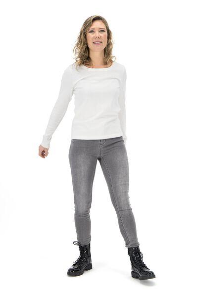 women's top off-white off-white - 1000017336 - hema