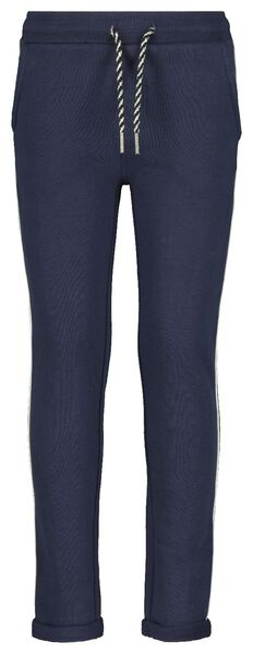 children's sweatpants dark blue dark blue - 1000019899 - hema