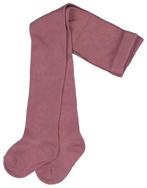 2-pack baby tights pink pink - 1000020174 - hema