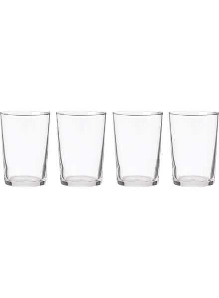 4-pack juice glasses - 9402017 - hema