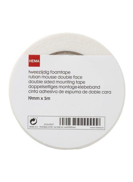 Montageklebeband, doppelseitig - 81040057 - HEMA