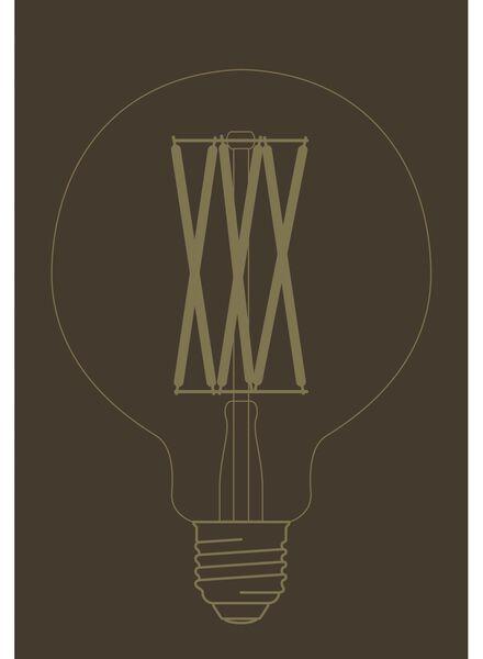 LED-Lampe, 4W, 350Lumen, Kugel, klar - 20020072 - HEMA