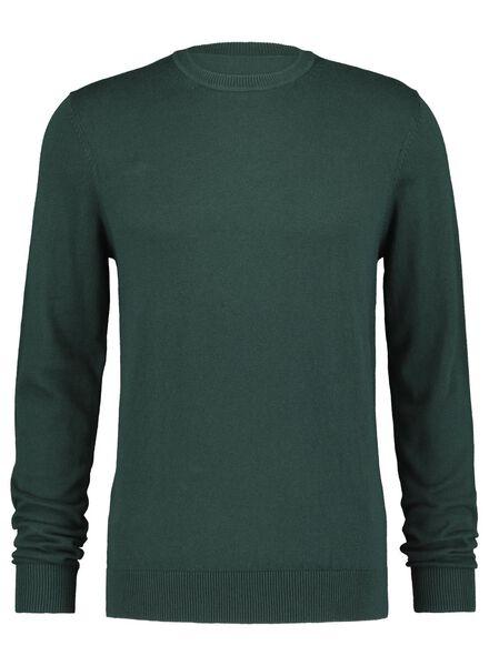men's sweater green XXL - 34210628 - hema