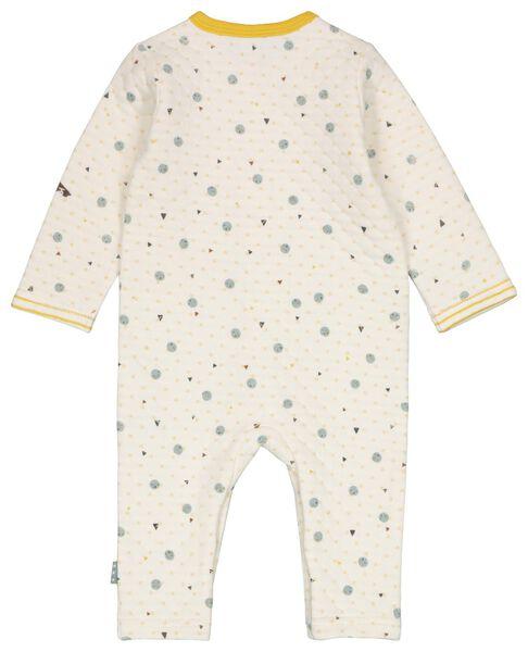 Newborn-Jumpsuit weiß 74 - 33434735 - HEMA