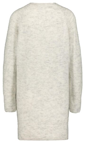 Damen-Pullover eierschalenfarben eierschalenfarben - 1000021287 - HEMA