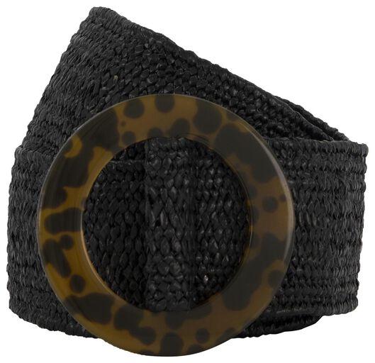 women's belt black 105 - 16310038 - hema