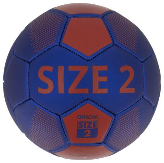 Fußball, Größe 2 - 15810004 - HEMA
