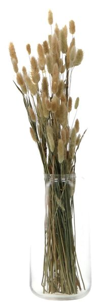 Vase, Ø 15 x 28 cm, recyceltes Glas - 13311062 - HEMA