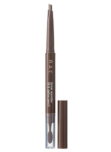 B.A.E. brow wonder fill & define pencil 03 dark - 17700093 - HEMA