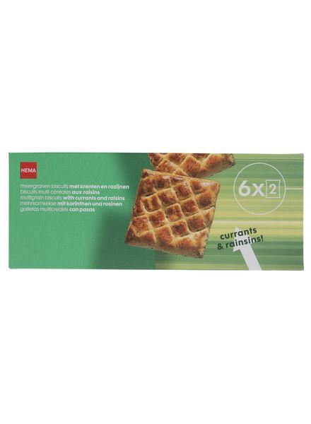 12 biscuits multicéréales - 10840041 - HEMA