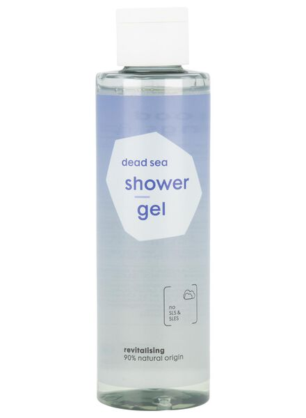 shower gel vegan - dead sea - 11310336 - hema