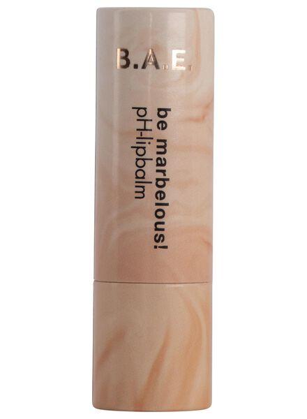 B.A.E. marble lip balm 02 milano - 17710102 - hema