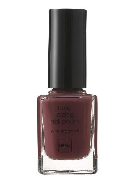 long-lasting nail polish - 11240012 - hema