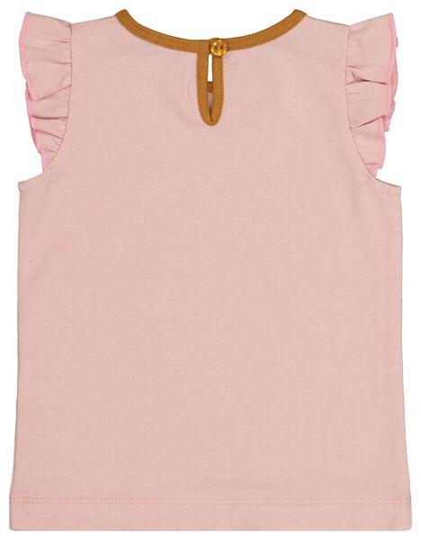 baby T-shirt light pink light pink - 1000020988 - hema