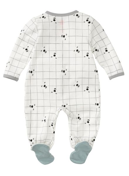 newborn jumpsuit off-white off-white - 1000005661 - hema