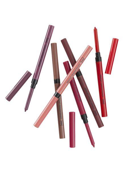 long-lasting lip liner burgundy - 11230305 - hema