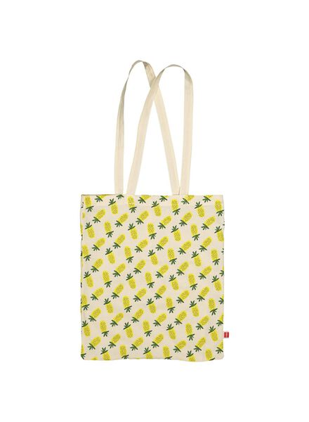 shopper en toile - 14501282 - HEMA