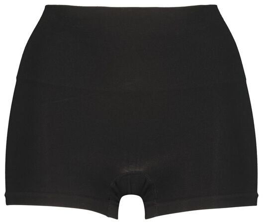 HEMA Boxer Femme Light Control Avec Bambou Noir (noir)