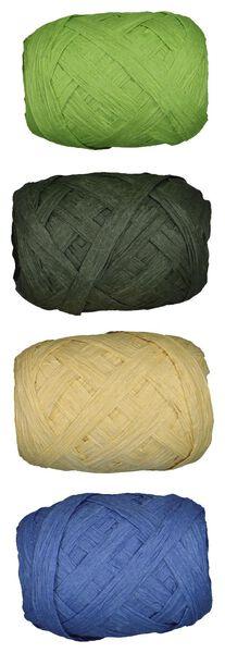 4er-Pack Raffiaband - 14700452 - HEMA