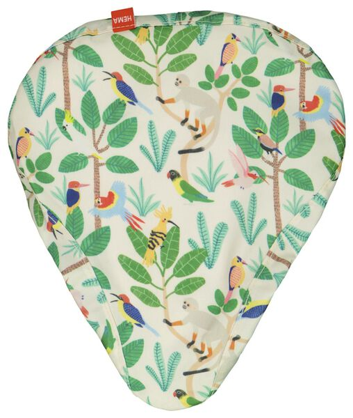 water-repellent saddle cover recycled jungle - 41120302 - hema