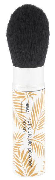 powder brush - 11200055 - hema