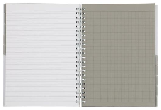 lecture notebook 10-in-1 - A4 - ruled - 14130013 - hema
