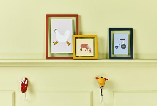 crochet mural cheval - 13211141 - HEMA