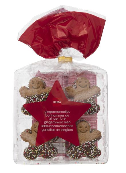 gingerbread men - 10900083 - hema