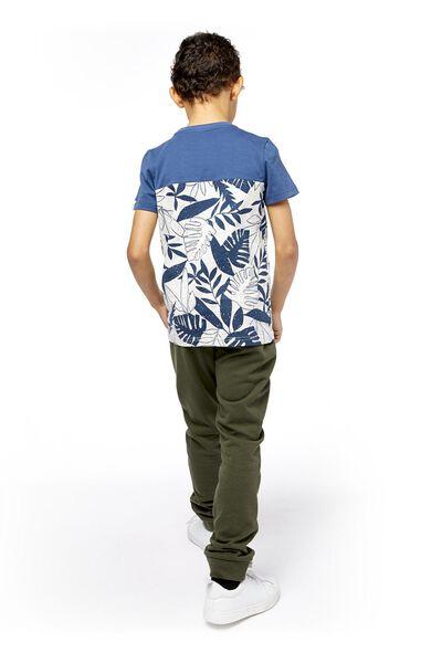 children's T-shirt grey melange grey melange - 1000018870 - hema