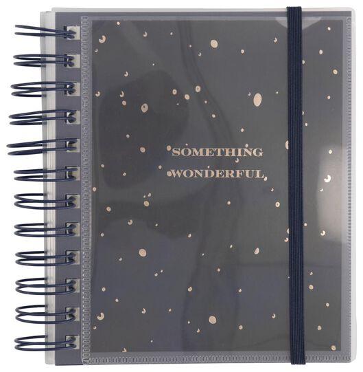 Einsteckalbum, 16 x 15 cm, Something wonderful - 14634340 - HEMA