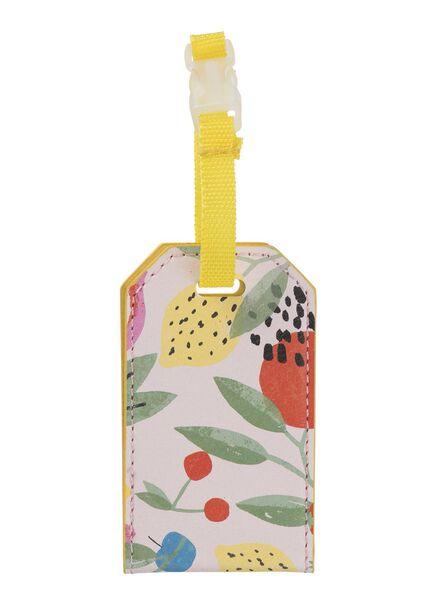 étiquette à valise - 18600264 - HEMA