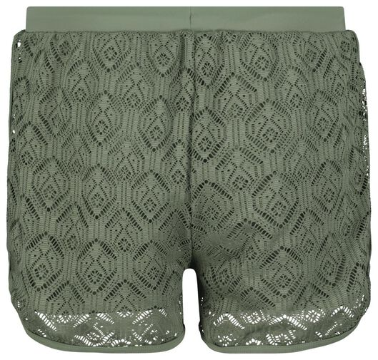 women's swim shorts army green army green - 1000017956 - hema