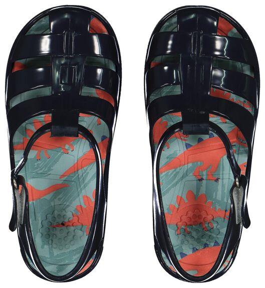 children's water shoes dark blue dark blue - 1000018356 - hema