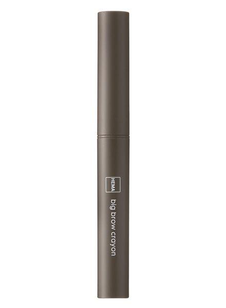 HEMA Crayon À Sourcils Extra Épais Mid Brown (marron moyen)