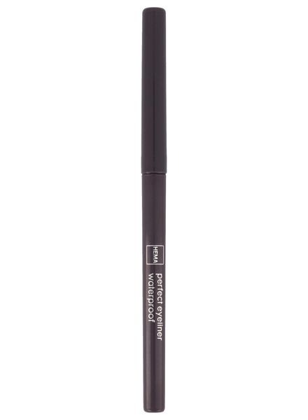 perfect eyeliner waterproof 58 aubergine - 11210158 - HEMA