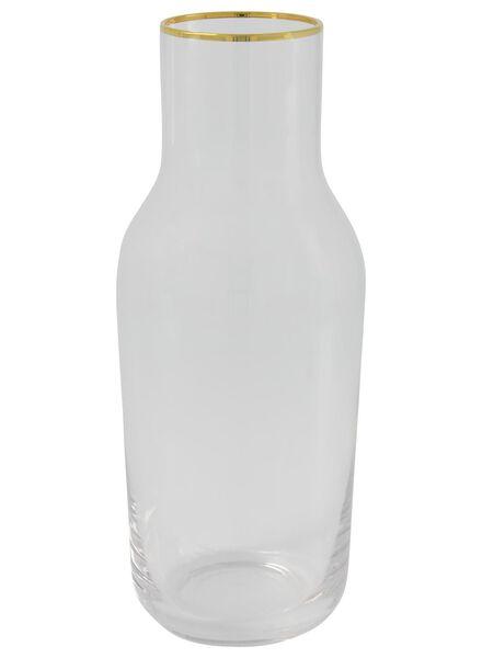 carafe à eau Bergen 1.2 litre - 9401046 - HEMA