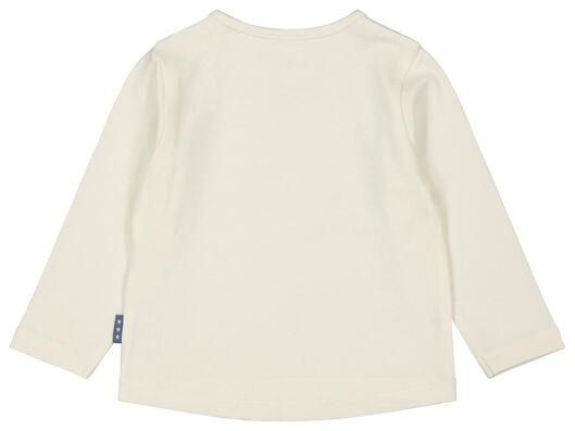 ensemble nouveau-né t-shirt et pantalon vert vert - 1000022125 - HEMA