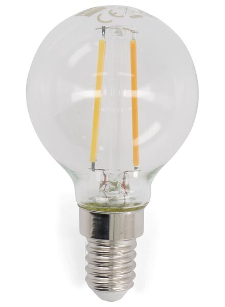 LED light bulb 25W - 250 lm - bullet - bright - 20020028 - hema