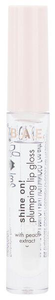 gloss lèvres repulpant B.A.E. 01 crystal - 17740041 - HEMA