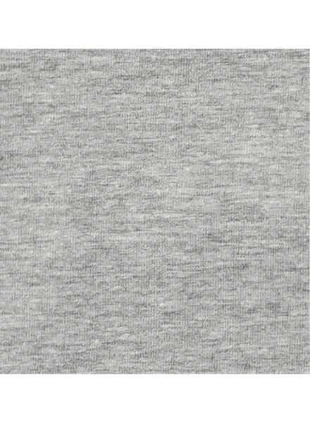 Kinder-Shirt, Biobaumwolle hgrau 110/116 - 30719322 - HEMA
