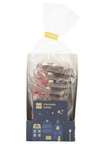 père noël en chocolat au lait - 10040041 - HEMA