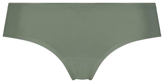HEMA Hipster Femme Second Skin En Micro Vert (vert)
