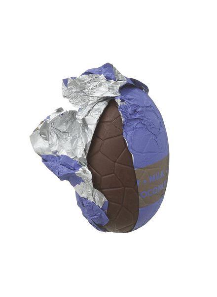 Easter eggs milk chocolate and coconut - 10091033 - hema