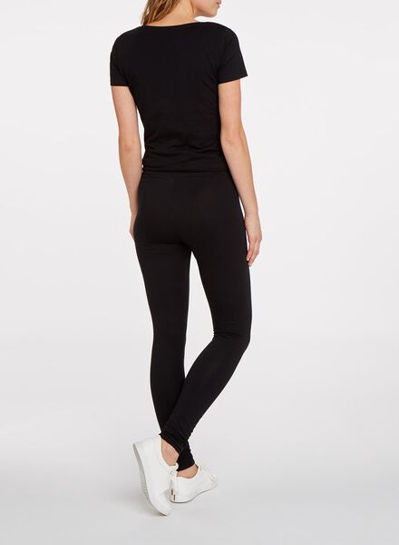 women's leggings black black - 1000005127 - hema
