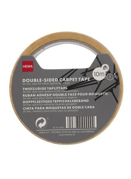 adhésif double face pour moquette - 81010101 - HEMA