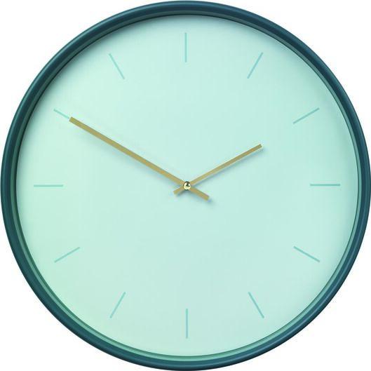 horloge murale électrique 37 cm - 13780016 - HEMA