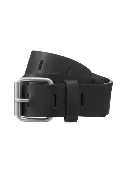 ceinture enfant noir noir - 1000011655 - HEMA