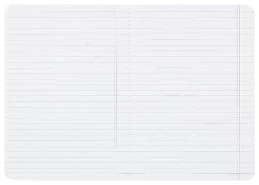 3 cahiers A5-lignés - 14126698 - HEMA