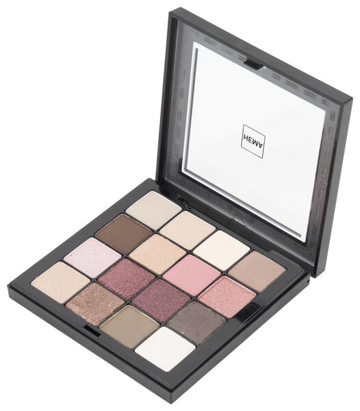 eye shadow palette nude - 11218508 - hema