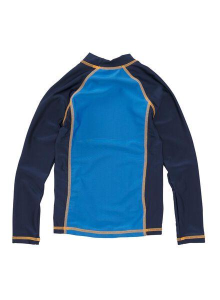 children's swimming shirt - UV protection blue blue - 1000006863 - hema